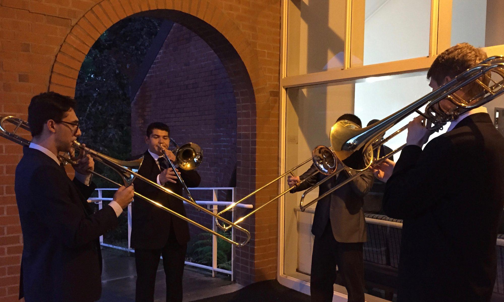 UO Trombone Studio
